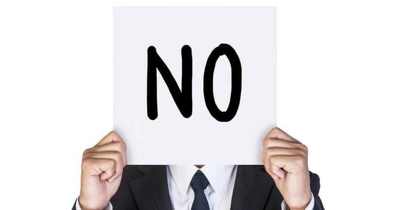 Kako reći NE